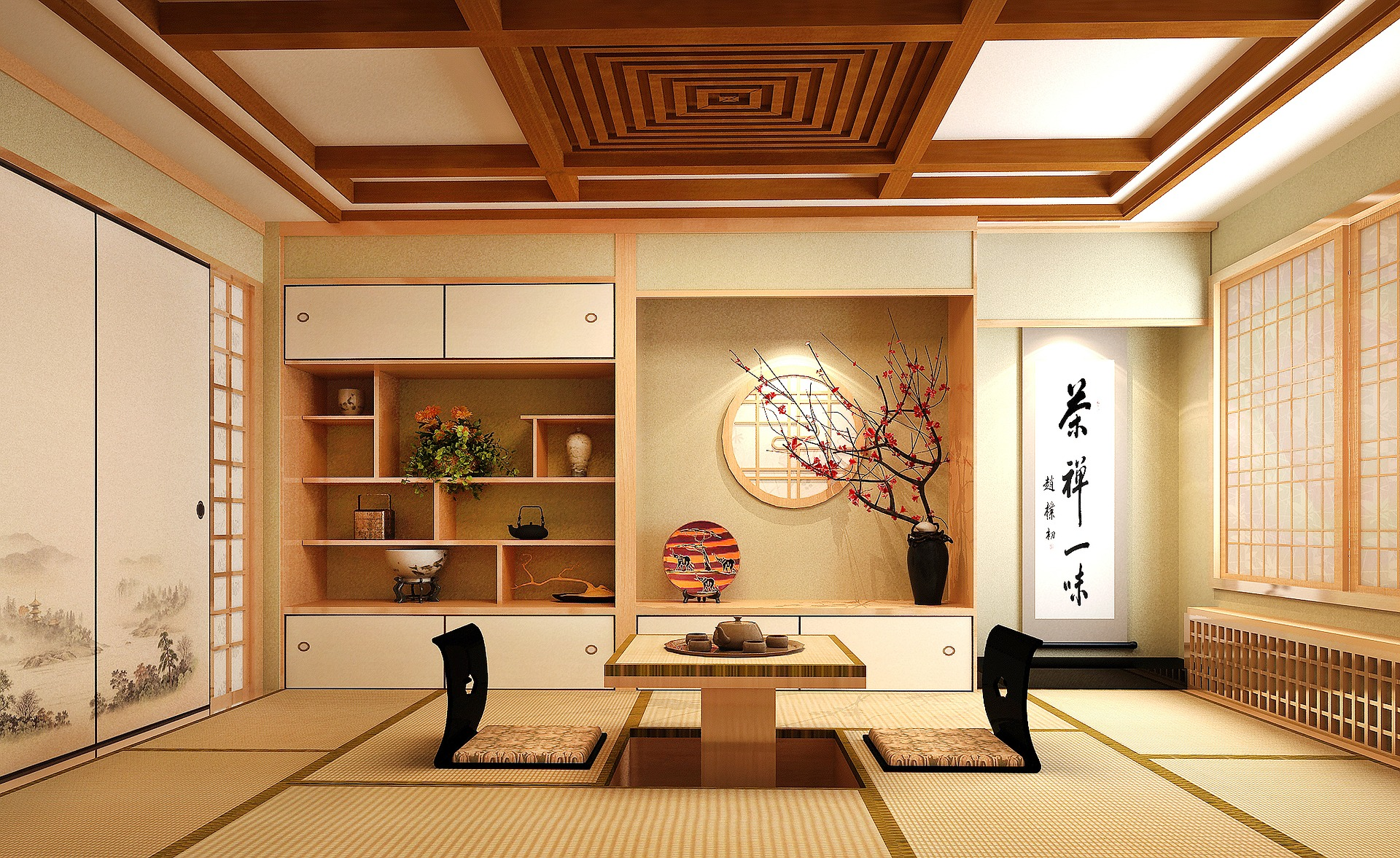casa zen arredo